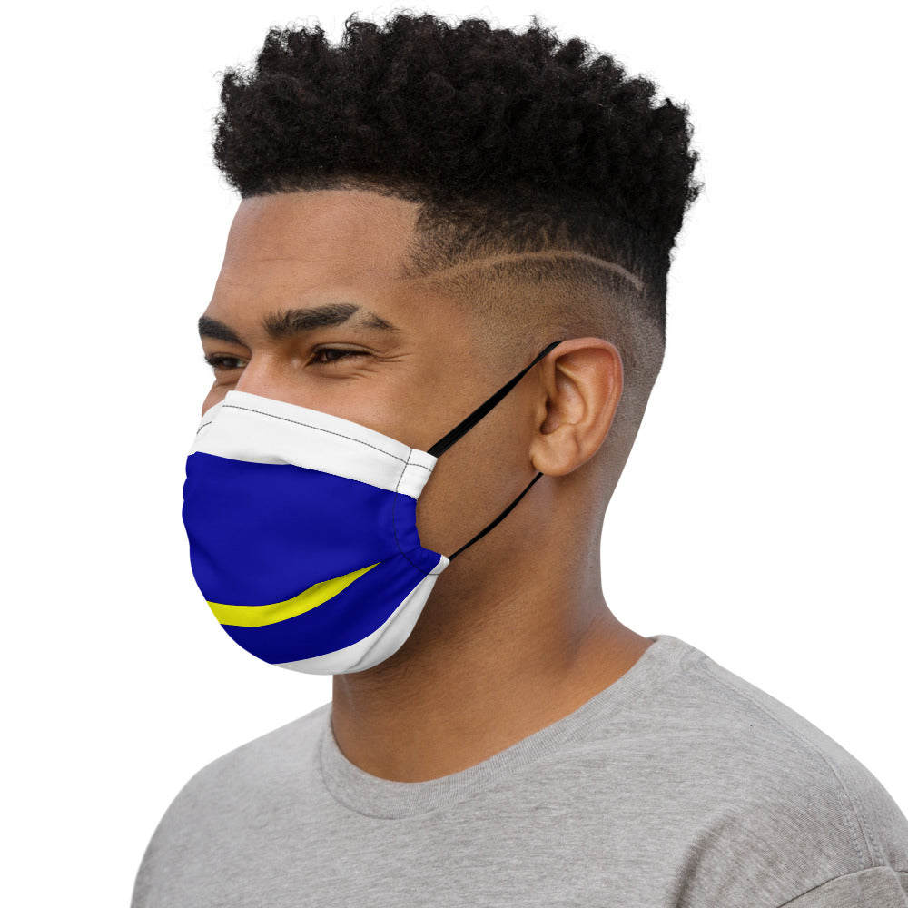 Curacao Face mask