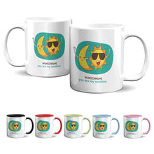 Laden Sie das Bild in den Galerie-Viewer, Tasse -Freunde - Sonne & Mond - You complete me - Partycards_de