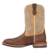 Ariat Boots | Men's Western Cowboy | Quickdraw | Side | Outback Traders Australia
