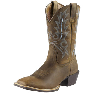 Ariat | Men's Sport Outfitter Distressed Brown