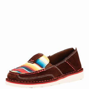 Ariat | Kid's Cruiser Palm Brown/Serape
