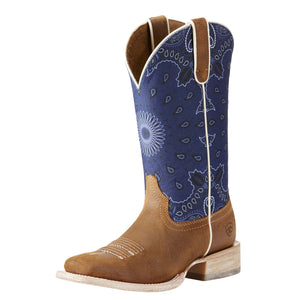 Ariat Boots | Women's Western Cowgirl | Circuit Savanna | Front | Outback Traders Australia