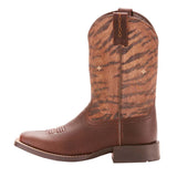 Ariat | Kids Quickdraw Pebbled Pinecone - Outback Traders Australia
