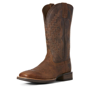 Ariat | Men's Tycoon Sorrel Crunch/Tack Room Honey - Outback Traders Australia