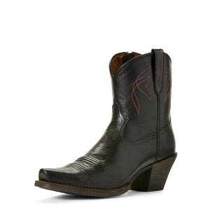 Ariat | Women's Lovely Jackal Black - Outback Traders Australia