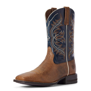 Ariat | Men's Holder Spruce/Navy Blue - Outback Traders Australia
