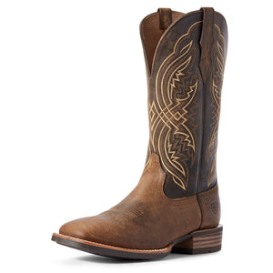 Ariat | Men's Double Kicker Earth/Brooklyn Brown - Outback Traders Australia