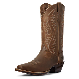 Ariat | Women's Sundown Distressed Tan - Outback Traders Australia