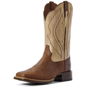 Ariat | Women's Primetime Sassy Brown/Pop Gold