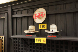 American Hat Co. Straw Hat Special 175