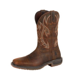 Durango® Men's WorkHorse™ Western Work Boot Prairie Brown