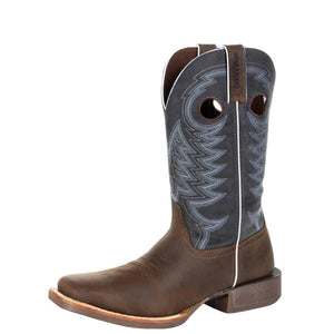 Durango® Men's Rebel Pro™ Western Boot Belgian Brown/Denim Blue