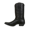 Durango® Women's Leather Western Boot Black
