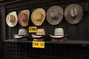 American Hat Co. Straw Hat Special 150 - Outback Traders Australia