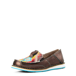Ariat | Women's Cruiser Copper/Rainbow Aztec - Outback Traders Australia