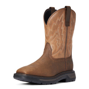 Ariat | Men's Big Rig Rye Brown Wicker