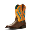 Ariat | Kid's Quickdraw Venttek Flame Orange - Outback Traders Australia