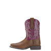 Ariat | Kid's Tombstone Plum - Outback Traders Australia