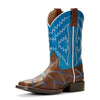 Ariat | Kid's Twisted Tycoon Baltic Blue - Outback Traders Australia