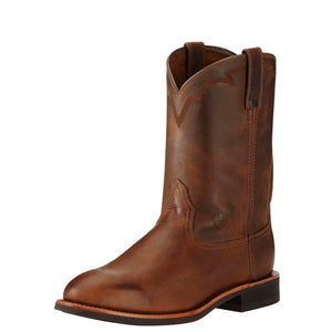 Ariat | Men's Duraroper Distressed Brown