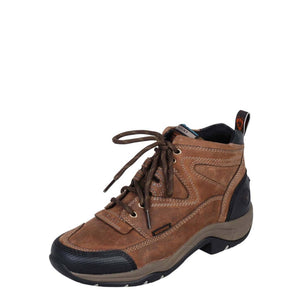 Ariat | Men's Duraterrain H2O Distressed Brown - Outback Traders Australia