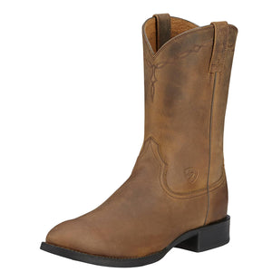 Ariat | Men's Heritage Roper Distressed Brown