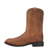 Ariat Boots | Men's Western Cowboy | Heritage Roper | Side | Outback Traders Australia