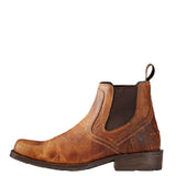 Ariat Boots | Men's Casual Elastic Sided Chelsea | Midtown Rambler | Side | Outback Traders Australia