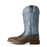 Ariat | Men's Pecos Igloo Blue - Outback Traders Australia