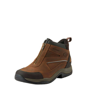 Ariat | Men's Telluride Zip H2O Copper - Outback Traders Australia