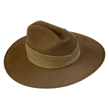 Statesman | Military Hat Wool Felt | Khaki