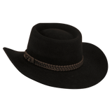 Statesman | Murchison River Wool Felt | Black