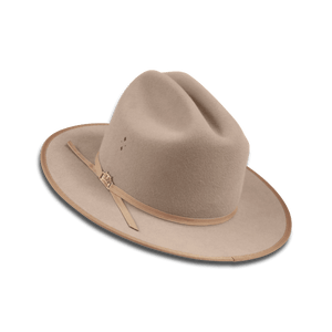 Outback King Hats | Fur Felt | Flying Doctor | Front | Outback Traders Australia