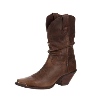 Durango® Women's Crush™ Sultry Slouch Boot Brown