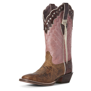 Ariat Boots | Women's Western Cowgirl | Ember | Front | Outback Traders Australia