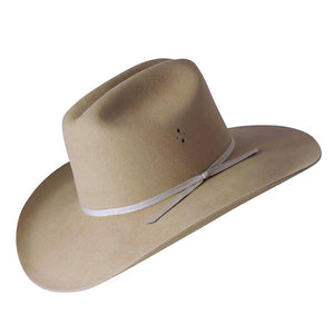 Statesman Hats | Premium Fur Felt | Serpentine | Front | Outback Traders Australia