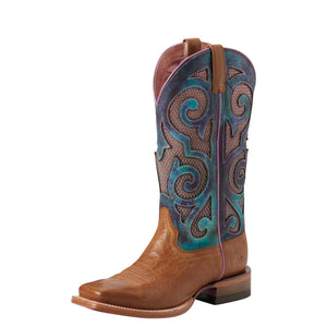 Ariat Boots | Women's Western Cowgirl | Baja Venttek | Front | Outback Traders Australia