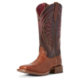 Ariat | Women's Circuit Shiloh Madder Brown - Outback Traders Australia