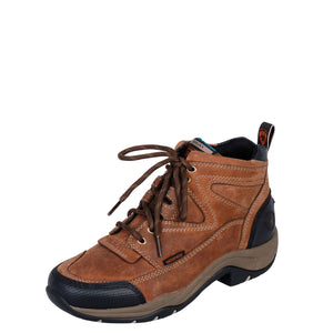 Ariat | Women's Duraterrain H2O Distressed Brown - Outback Traders Australia