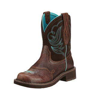 Ariat | Women's Fatbaby Heritage Dapper Fudge