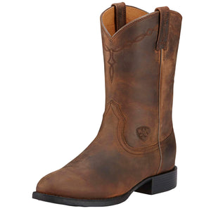 Ariat | Women's Heritage Roper Distressed Brown