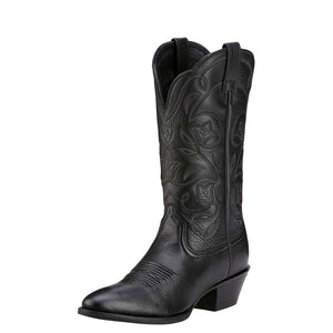 Ariat Boots | Women's Western Cowgirl | Heritage Western R Toe | Front | Outback Traders Australia