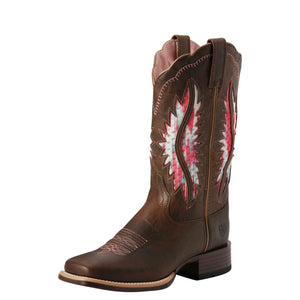 Ariat Boots | Women's Western Cowgirl | Solana VentTEK | Front | Outback Traders Australia