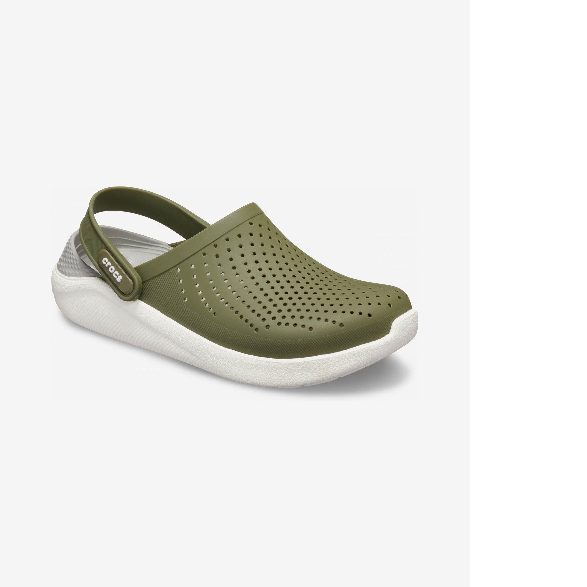 Crocs Lite Ride Clog Army Green Incaltaminte Crocs