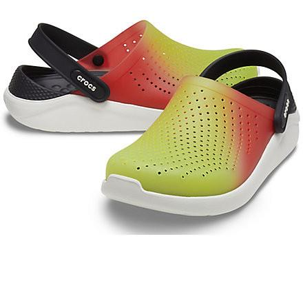 Crocs Lite Ride Clog Lime Incaltaminte Crocs