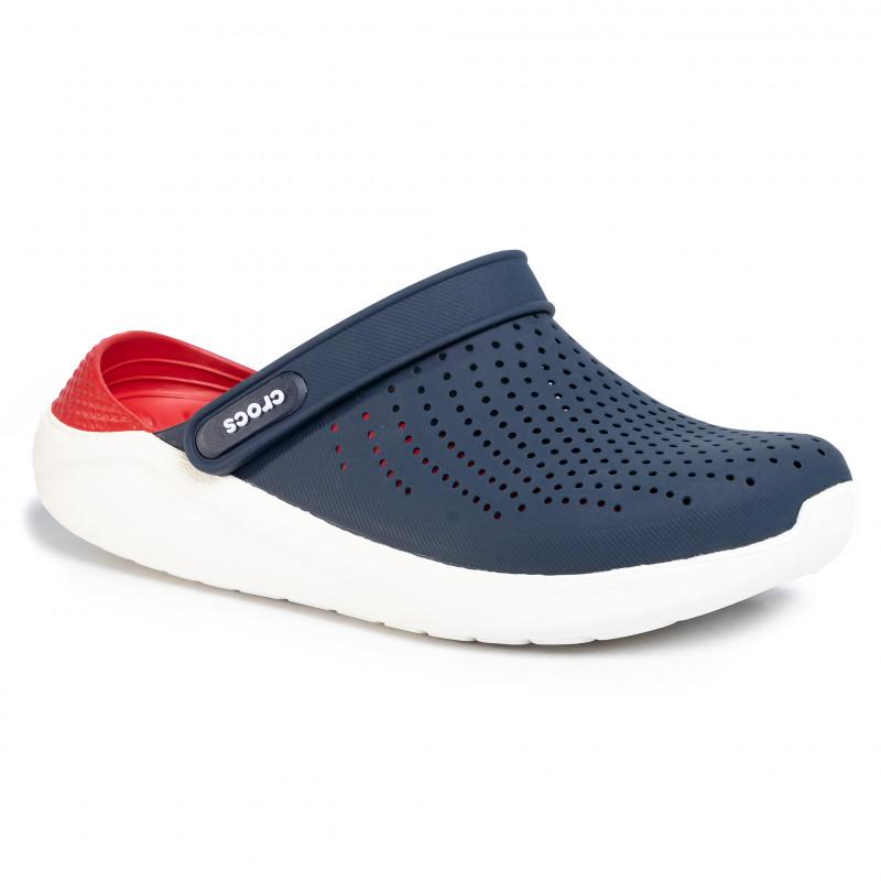 Crocs Lite Ride Clog Navy Pepper Incaltaminte Crocs 38 Albastru Unisex