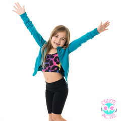 owlete kids activewear designed in Australia for young girls and minimising creeps gorking at our girls