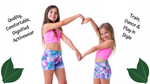 owlete active owlette owl fun vibrant exciting comfortable dignified age appropriate activewear gym wear exercise gear sportswear for young girls teens and tweens sizes four to sixteen available
