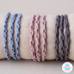 Twisted Kids Hair Ties
