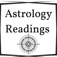2021 Astrology Reading - Audio/Video Recording